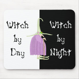 Witch Too Mousepad