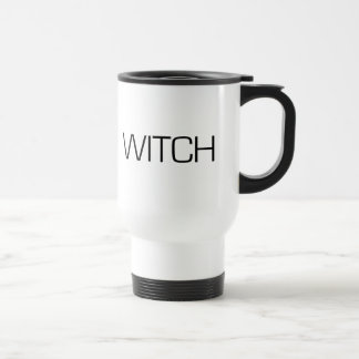 WITCH Traveler Mug