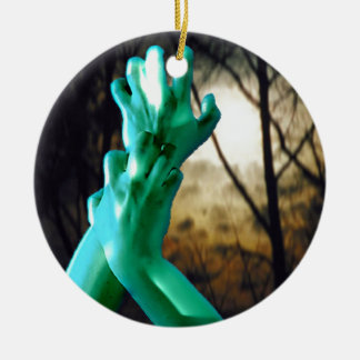 Witch Trinity - Begins Christmas Ornament