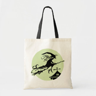Witch Vane Moon Tote Bag