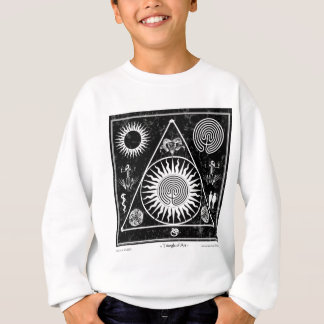 Witchcraft: A Triangle of Art #4 Sweatshirt