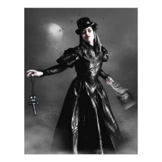 Witchcraft Customizable Halloween Flyers