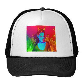 Witchcraft Mesh Hat