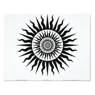Witchcraft: Sun burst Custom Invite