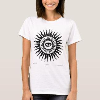 Witchcraft: Sunburst: Eye T-Shirt