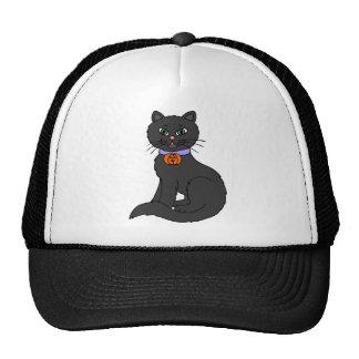 Witches Black Cat Cap