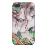Witches Brew dark gothic fantasy Cover For iPhone 4