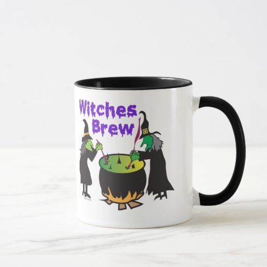 Witches Brew Gifts Mug