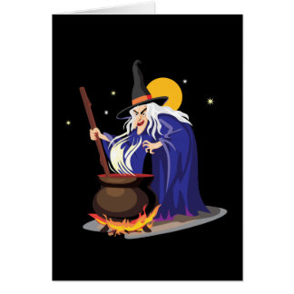 Witches Brew Halloween Cards