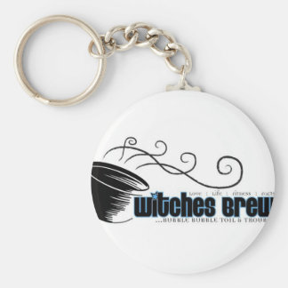Witches' Brew Keychain