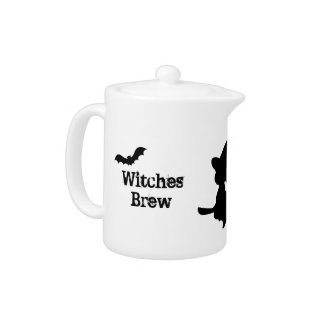 Witches Brew Small Teapot