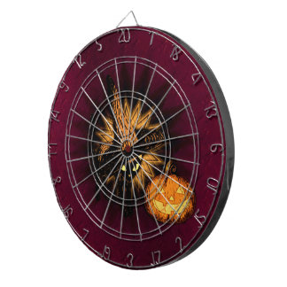 Witches Cat Dart Boards