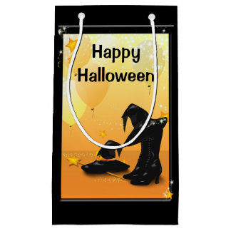 Witches Halloween Enchanting Witch Party SGB Small Gift Bag