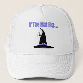Witches Hat Ball Cap