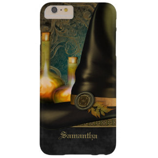 Witches Hat Personalized Barely There iPhone 6 Plus Case