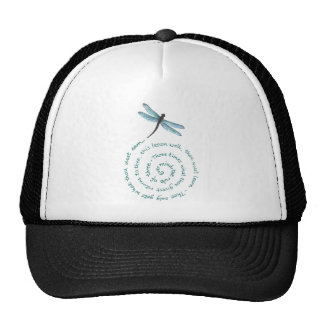 WItches Law dragonfly Hats