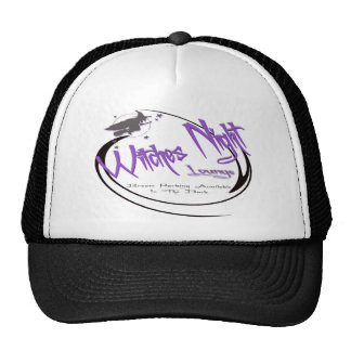 Witches Night Lounge Hat