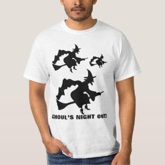 Witches' Party Ghouls Night Out T-Shirt
