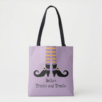 Witches Shoes Tote Bag