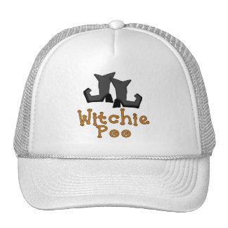Witchie Poo T-shirts and Gifts Hats