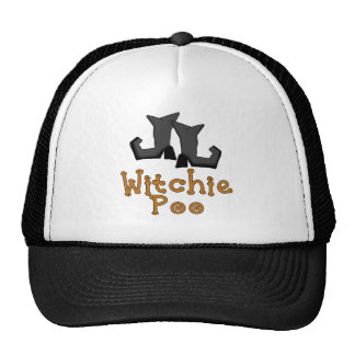 Witchie Poo T-shirts and Gifts Trucker Hats