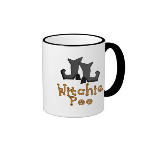 Witchie Poo T-shirts and Gifts Mug
