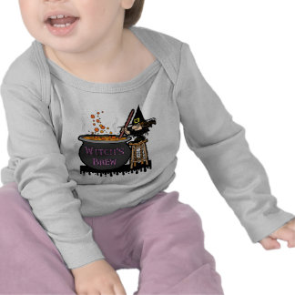 Witch's Brew Infant Shirt Tshirts
