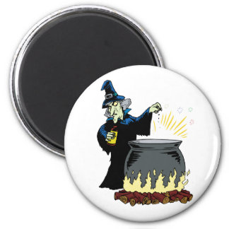 Witch's Brew Magnet