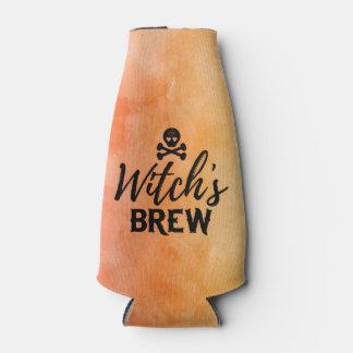 Witch's Brew Poison Skull Crossbones Halloween