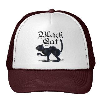 Witch's Cat Truckers Caps Trucker Hat