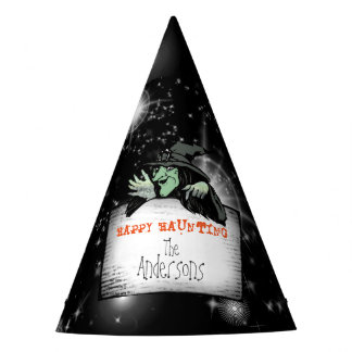 Witch's Potion ID217 Party Hat
