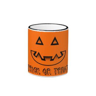Witch's Pumpkin Brew3 Ringer Mug