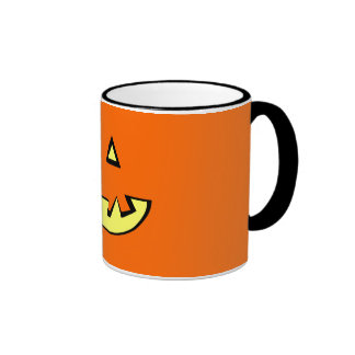 Witch's Pumpkin Brew Ringer Mug