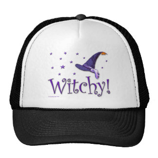 Witchy Cap