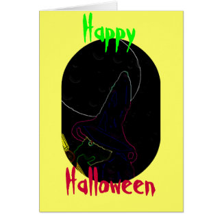 Witchy Greeting Card