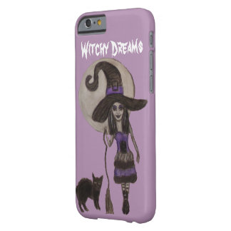 Witchy Dreams - Barely There iPhone 6 Case