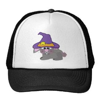 witchy goofkins bunny rabbit trucker hat
