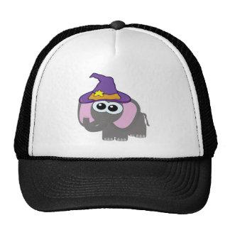 witchy goofkins elephant trucker hat