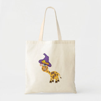 witchy goofkins giraffe tote bag