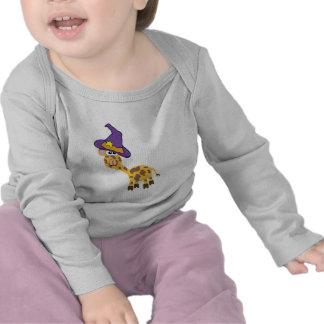 witchy goofkins giraffe tshirt