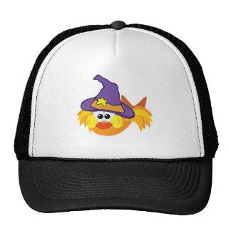 witchy goofkins goldfish trucker hat