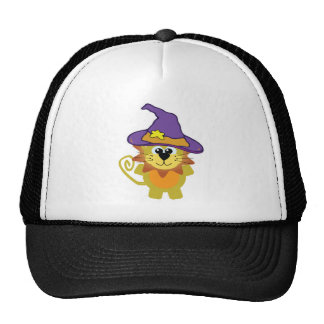 witchy goofkins lion mesh hat
