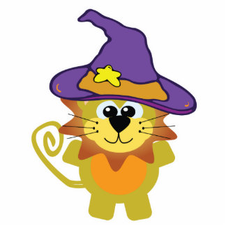 witchy goofkins lion photo cut outs
