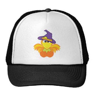 witchy goofkins orange bird hats