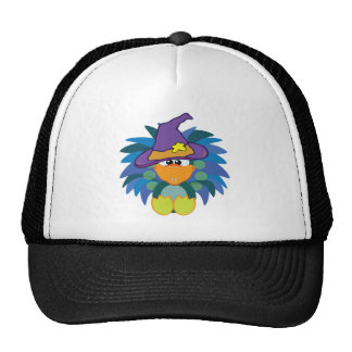 witchy goofkins peacock hats