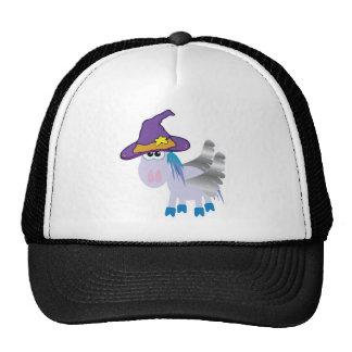 witchy goofkins pegasus trucker hats