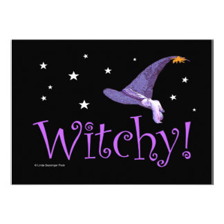 Witchy Custom Announcements