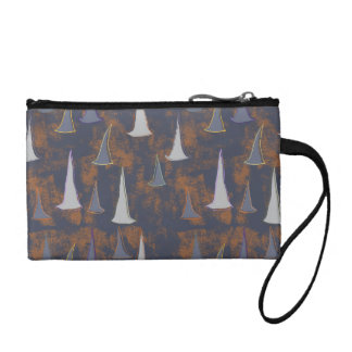 Witchy key coin clutch change purses
