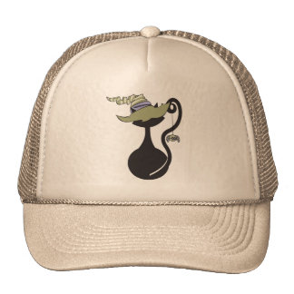 Witchy Kitty with Green Hat Tee