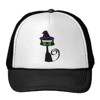 Witchy little cat cap
